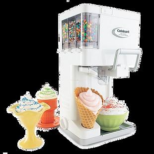 Мягкое мороженое на праздник