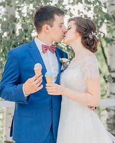 Candy bar на свадьбу