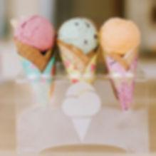 порционное мороженое на мероприятие