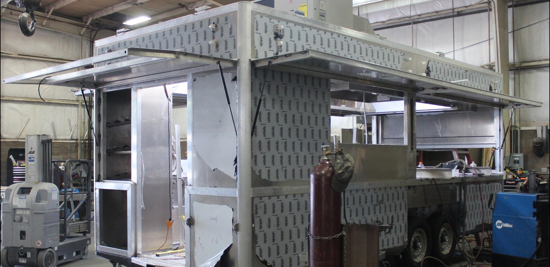 Aluminum Awnings & Doors