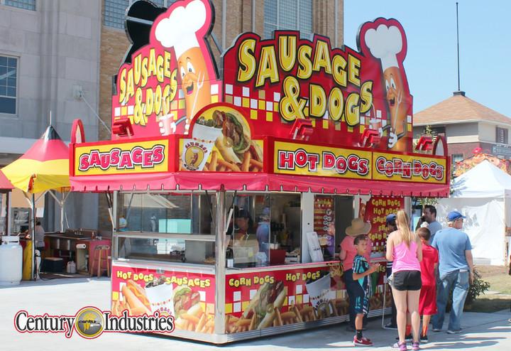 Dogs&Sausage