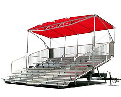 Mobile Bleachers and Grandstands