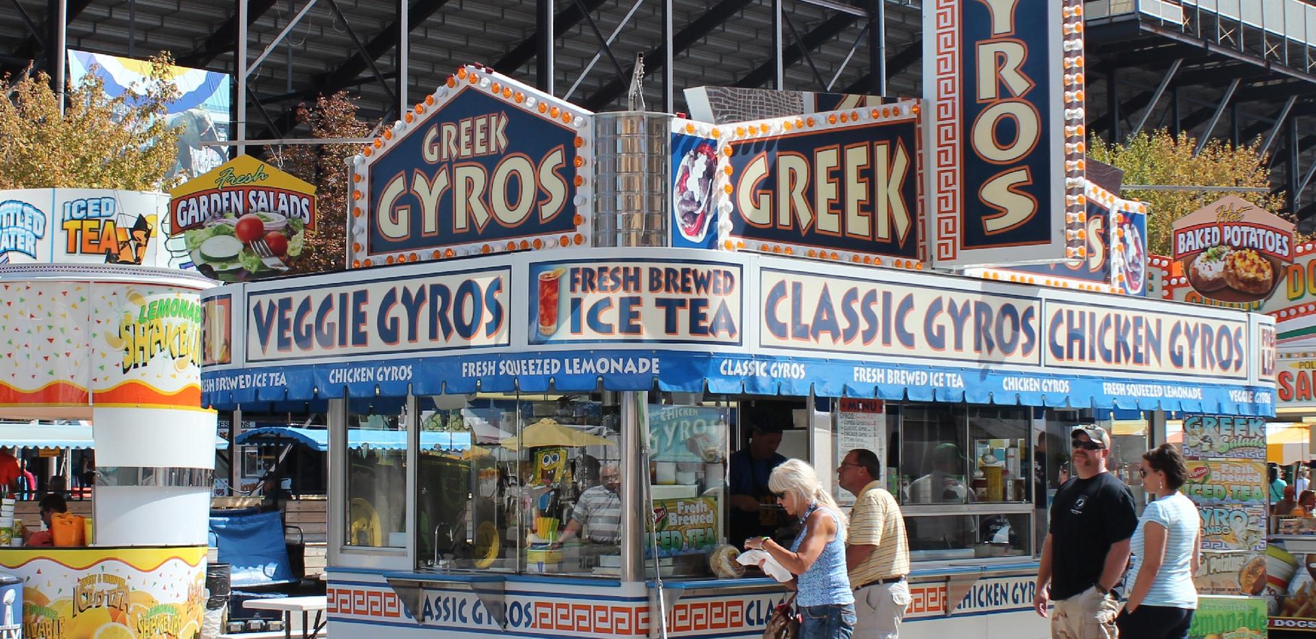 Miller Gyro