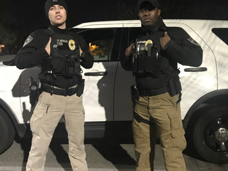 CCAT - hiring Armed security officers