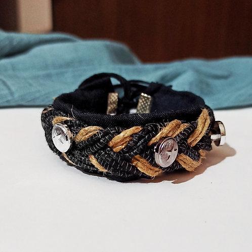 Unisex Jute handcrafted Bracelet/Anklet