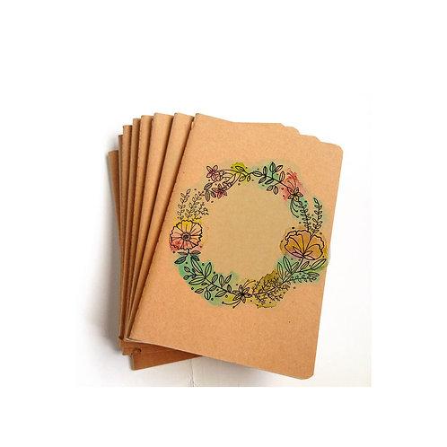 Floretta Doodle Notebook