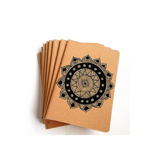 Meditate Pen Doodle Notebook