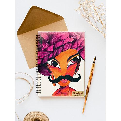 Footro Pink Notebook