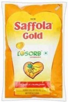 Saffola Gold Losorb Sunflower Oil      1L