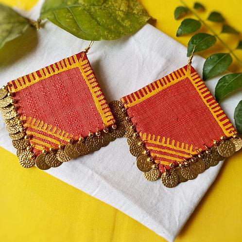 Raaga Handpainted Earrings