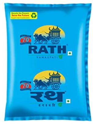 Rath Vanaspati Ghee 1L