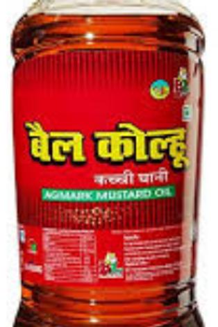 Bail Kohlu Kachi Ghani Mustard Oil        2L