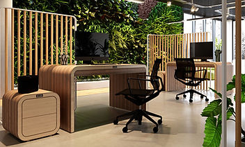 modern office desk solid wood.jpg
