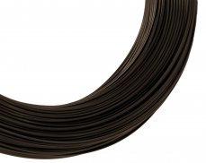 Filamento PlastInk preto - ABS - 1.75mm - 250gr