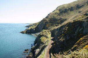 bigstock-Cliffwalking-Between-Bray-And-6