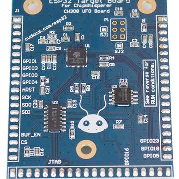 ESP32 Target for CW308