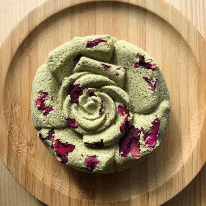 Lavender Matcha Rose