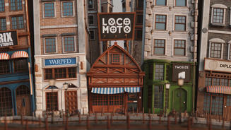 Studio LocoMoto Introduction