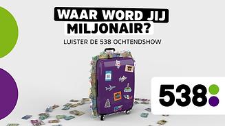 538: Waar Word Jij Miljonair?