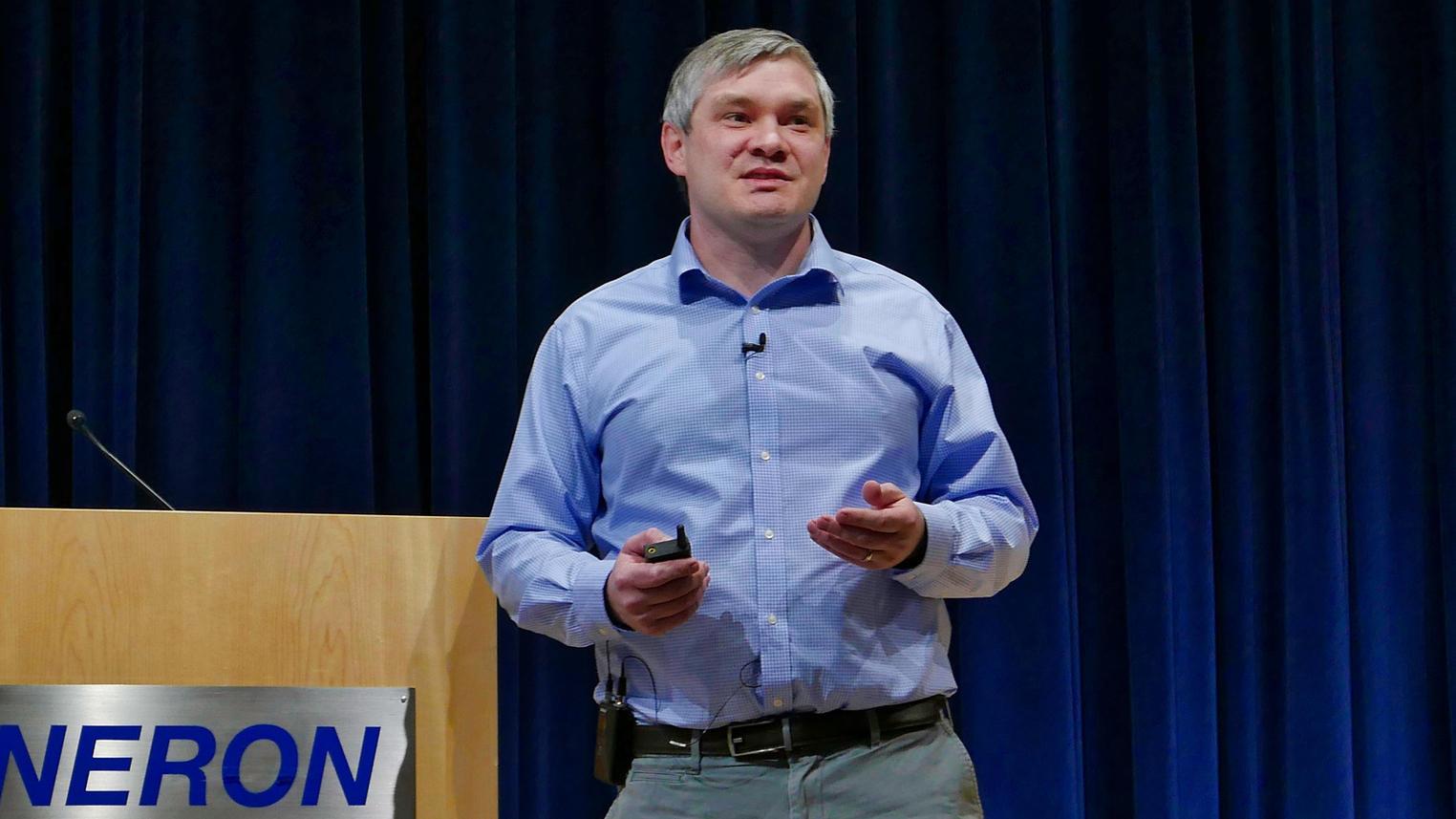 Sean Burke - De Novo Software