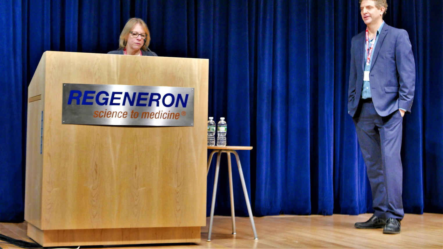 Cynthia Bristow introduces Richard DeMarco – EMD Millipore