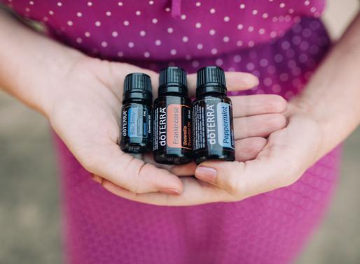 Essential Oils Beginners Kit