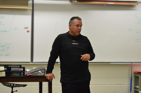 Coach Matt Logan
