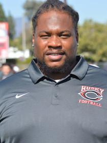 D-Line Coach Dennis Jackson