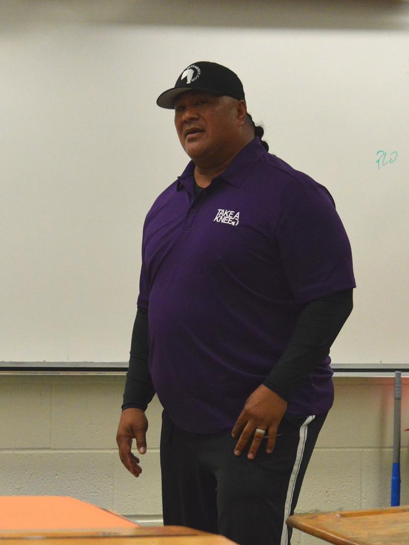 Coach Philip Napoleon