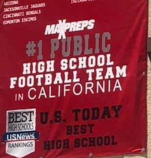 #1 Public HS in the nation.