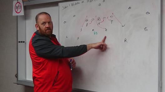 Coach Dan Herring