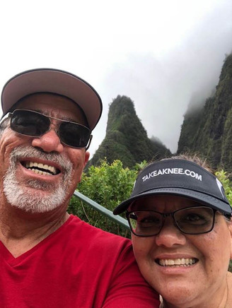 Copy of A day at the Iao Valley in Maui.