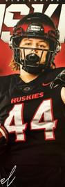 Ethan Wenzel #44 Senior Inside Linebacker @Cen10