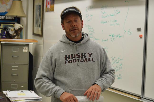 Coach Paul Farnham