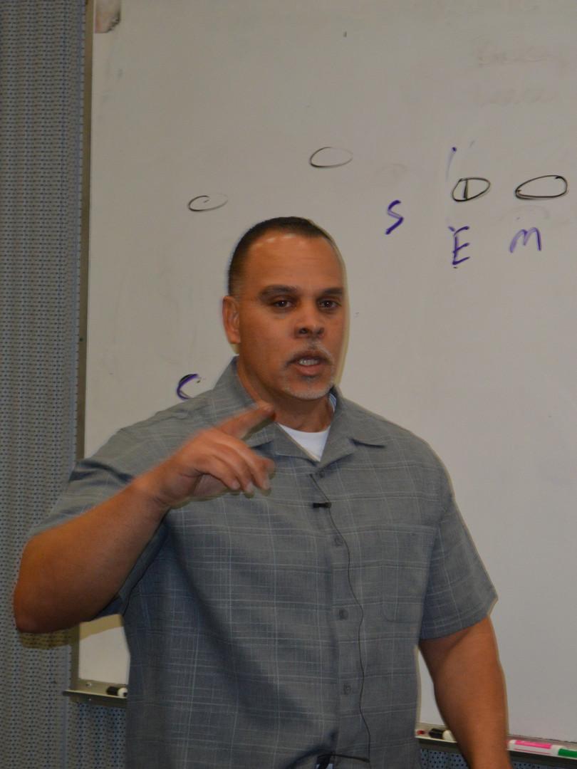 Coach Dan Binion