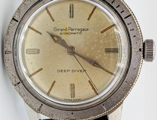 Girard Perregaux Deep Diver Ref. 7897