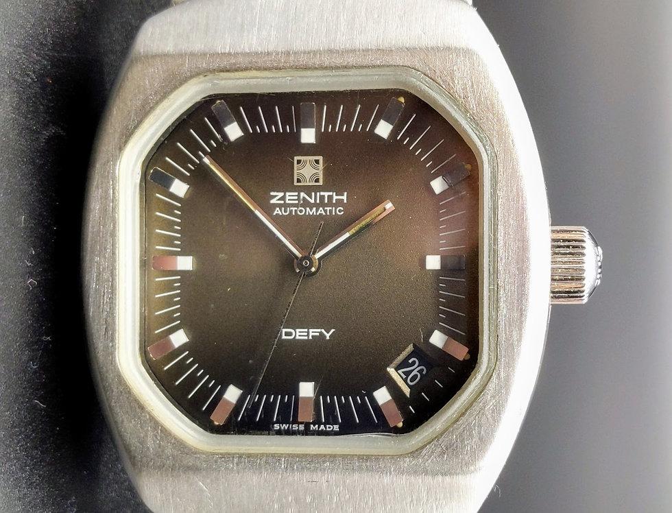 Zenith Defy 1977
