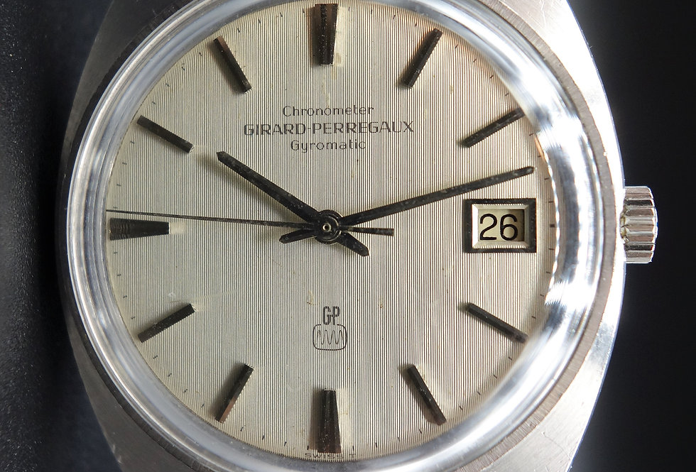 Sine Wave Girard Perreagaux HF Chronometer