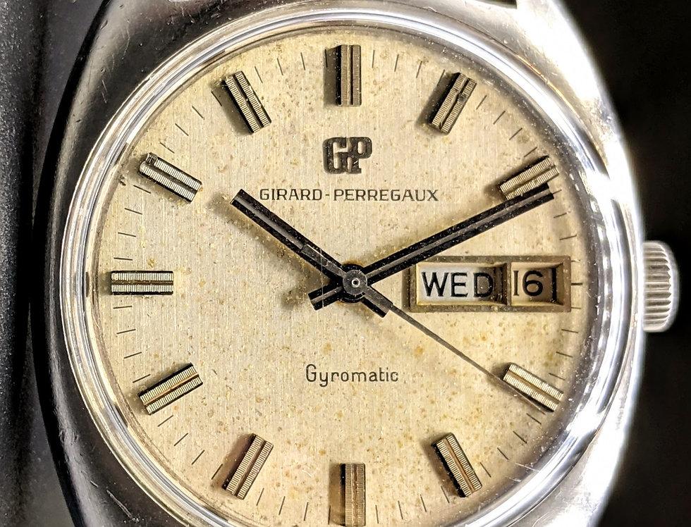 1968 Girard Perregaux Gyromatic