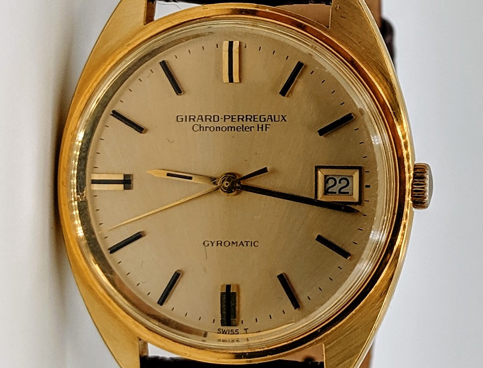 Girard Perregaux High Frequency Chronometer