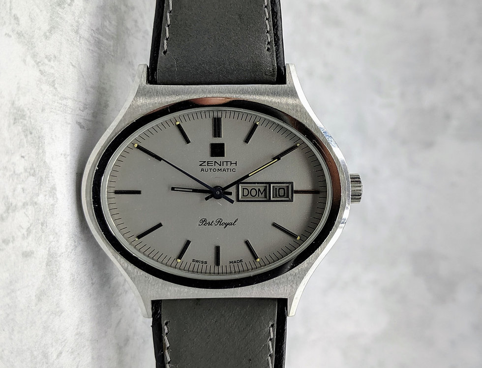 New Old Stock Zenith Port Royal
