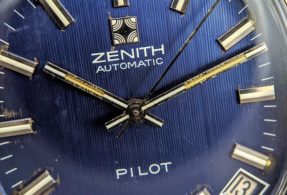 Unworn Zenith Pilot Integrated Bracelet