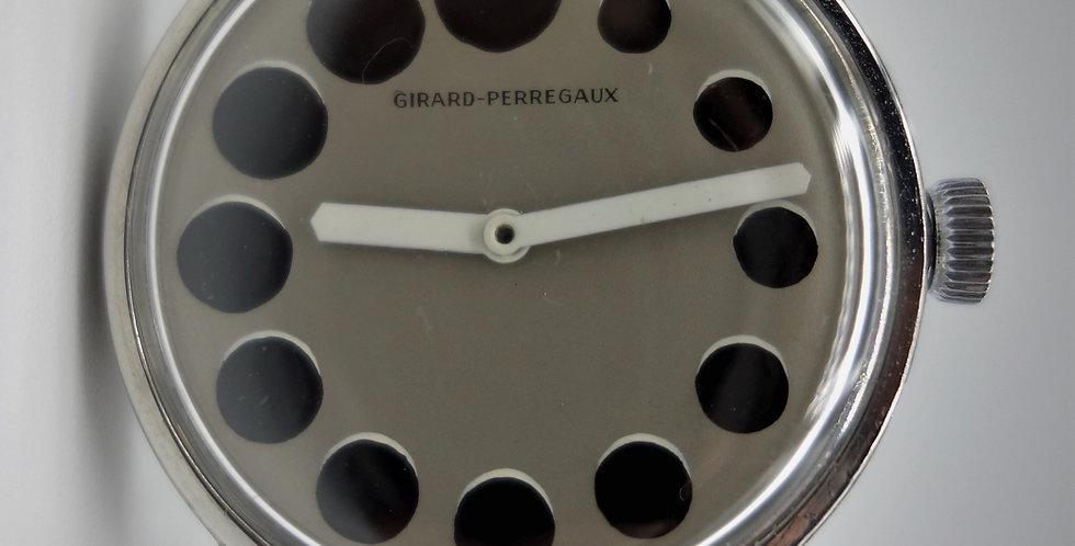 1970 Girard Perregaux Dot Dial