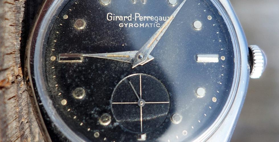 Girard Perregaux Gyromatic Gilt Dial