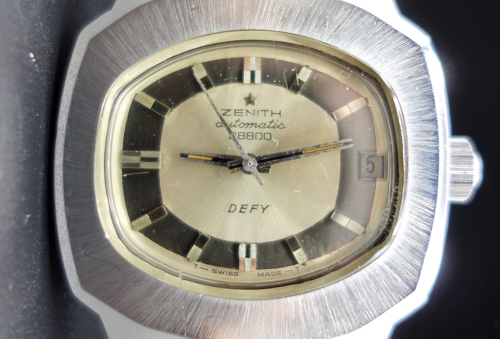 """Zenith Defy """"TV"""" refrence A7650"""