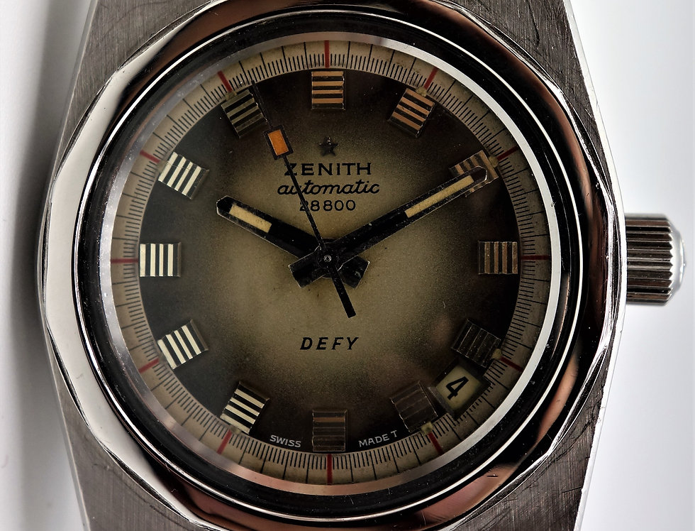Zenith A7681 with Lobster Bracelet