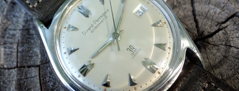 Girard Perregaux Gyromatic 39 Jewels
