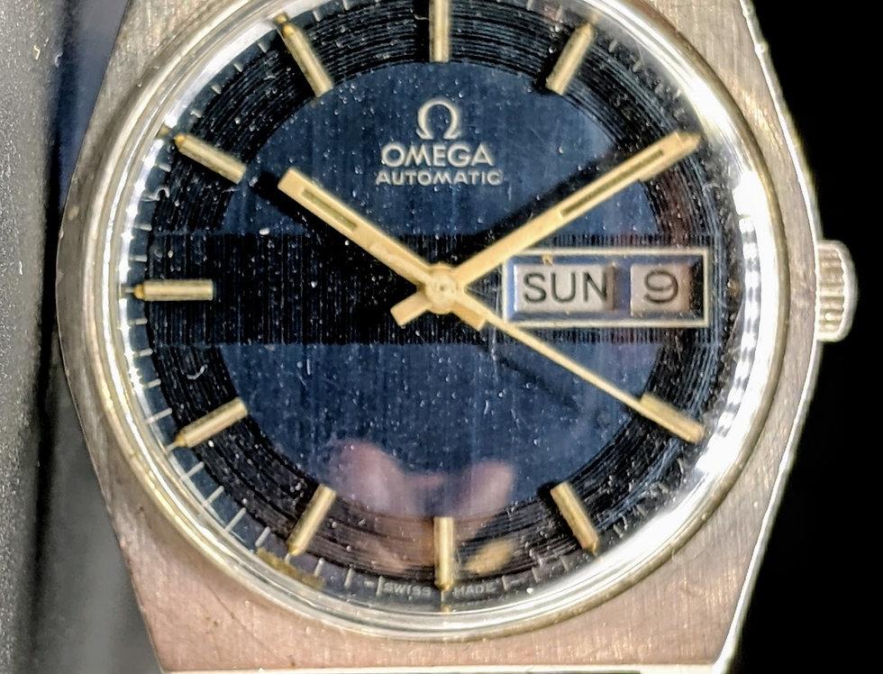 """Rare Omega Blue """"Static"""" 6026"""