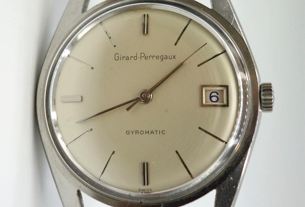 1960 Girard Perregaux Gyromatic