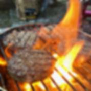 Tuck Mill Pork Burgers from Devon